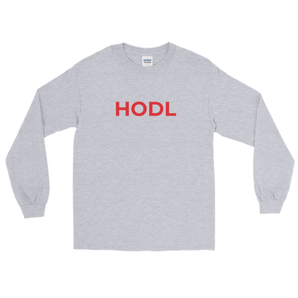 Just HODL -  - Crypto shirts, Crypto T-shirts Crypto Clothes, Crypto Apparel, Bitcoin Apparel, Crypto Billionaire