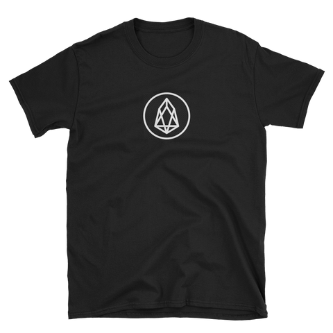 EOS Only T-Shirt - Crypto shirts, Crypto t shirts, Cryptocurrency shirts, Crypto Apparel,