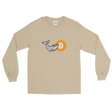 Bitcoin Whale -  - Crypto shirts, Crypto T-shirts Crypto Clothes, Crypto Apparel, Bitcoin Apparel, Crypto Billionaire