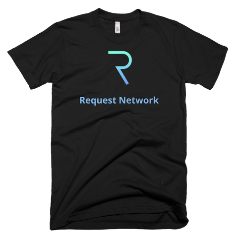 Request Network T-Shirt -  - Crypto shirts, Crypto T-shirts Crypto Clothes, Crypto Apparel, Bitcoin Apparel, Crypto Billionaire
