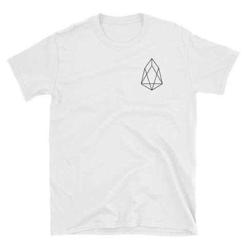 EOS Decentralize Back T-Shirt -  - Crypto shirts, Crypto T-shirts Crypto Clothes, Crypto Apparel, Bitcoin Apparel, Crypto Billionaire