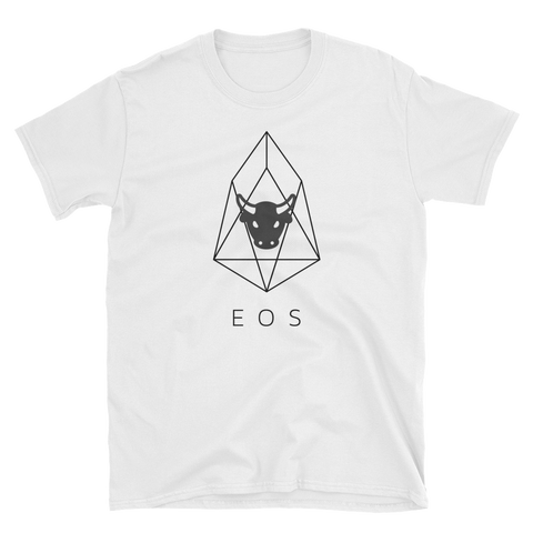 Bullish on EOS T-Shirt -  - Crypto shirts, Crypto T-shirts Crypto Clothes, Crypto Apparel, Bitcoin Apparel, Crypto Billionaire