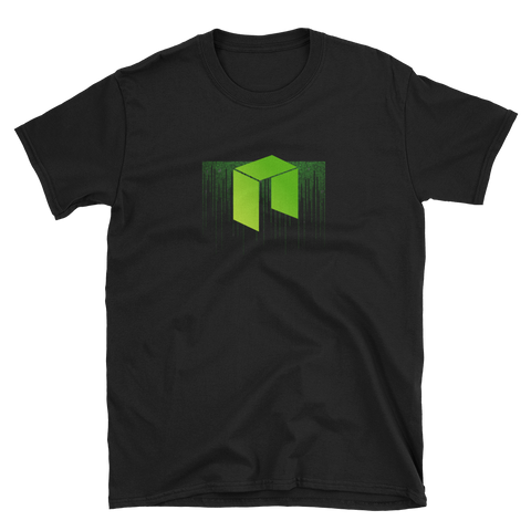 Matrix NEO T-Shirt - Crypto shirts, Crypto t shirts, Cryptocurrency shirts, Crypto Apparel,