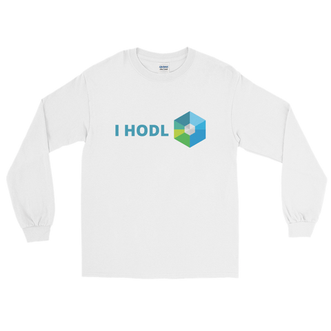 I HODL RaiBlocks -  - Crypto shirts, Crypto T-shirts Crypto Clothes, Crypto Apparel, Bitcoin Apparel, Crypto Billionaire