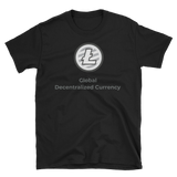 Decentralized Litecoin T-Shirt -  - Crypto shirts, Crypto T-shirts Crypto Clothes, Crypto Apparel, Bitcoin Apparel, Crypto Billionaire
