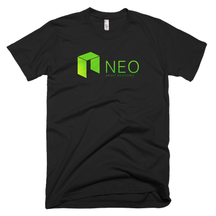 Neo Smart Economy T-Shirt -  - Crypto shirts, Crypto T-shirts Crypto Clothes, Crypto Apparel, Bitcoin Apparel, Crypto Billionaire