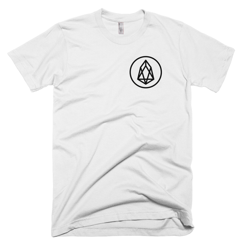 EOS Team T-Shirt - Crypto shirts, Crypto t shirts, Cryptocurrency shirts, Crypto Apparel,