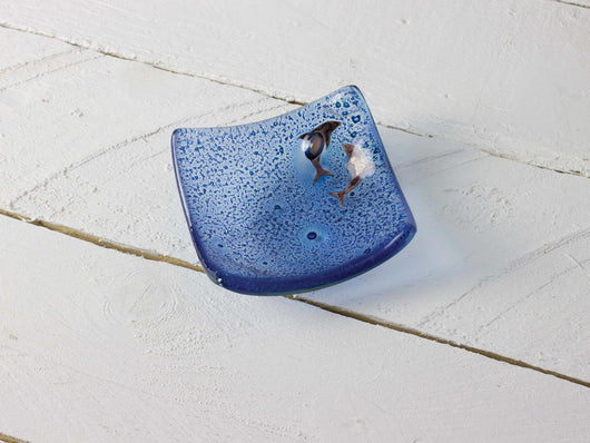 Photo of Azul Dolphin Square Jewellery Dish