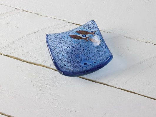 Photo of Azul Fish Square Jewellery Dish