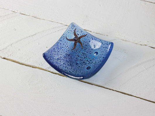 Photo of Azul Starfish Square Jewellery Dish