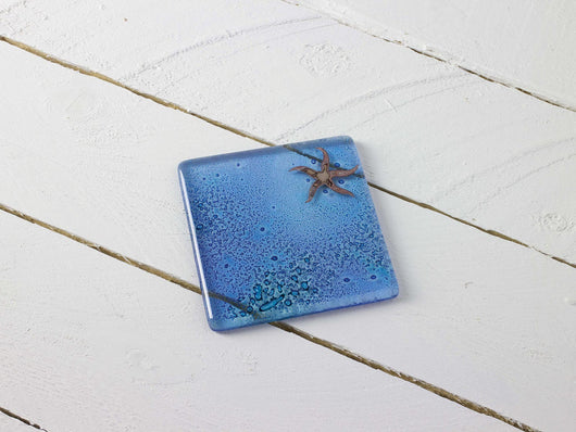 Photo of Azul Starfish Coaster