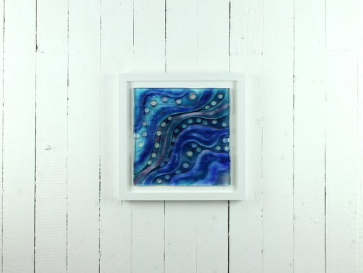 ARTISAN WAVE LARGE ART FRAME