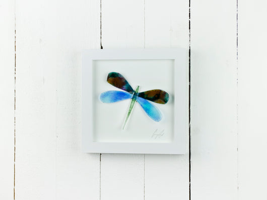 DRAGONFLY MEDIUM ART FRAME
