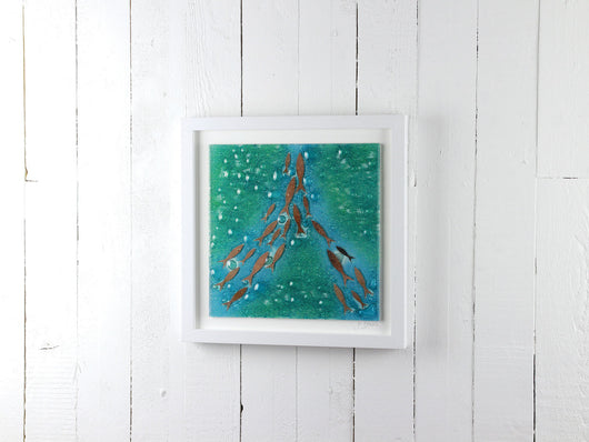 Bamaluz Large Art Frame