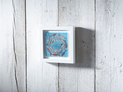 Photo of Medium Cornish Pilchards Art Frame