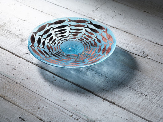 Photo of Cornish Pilchards Round 38cm Bowl