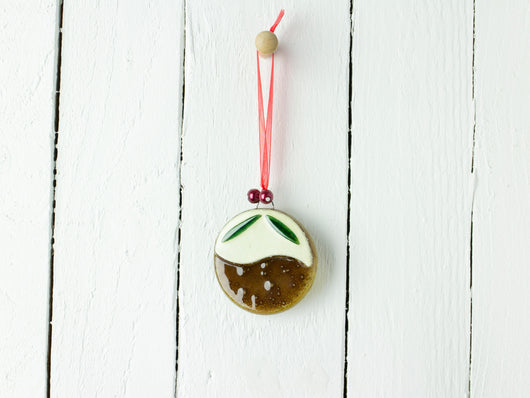 Christmas Hanging - Christmas Pudding