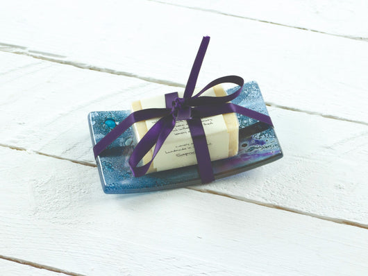 COSMIC SOAP DISH GIFT SET