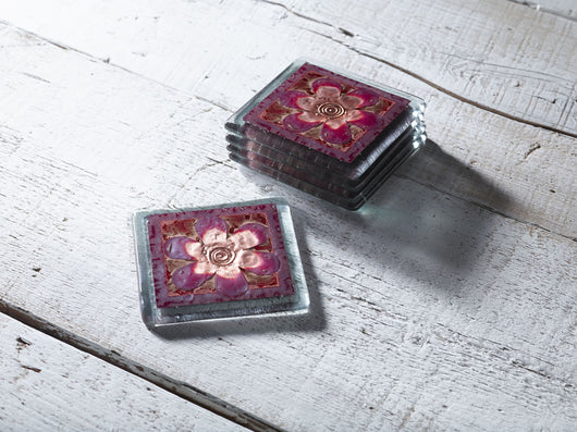 Photo of Designer Klaar Flower Coaster