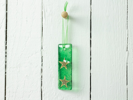 Mini Long Hanging - Green