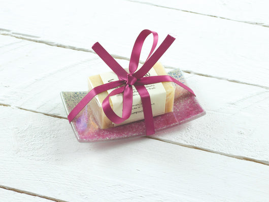 HIGHLAND SOAP DISH GIFT SET