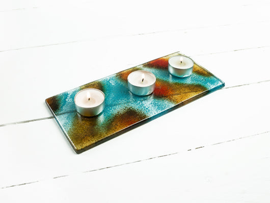 Indian Summer Candle Stand