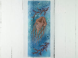 Artisan Jellyfish Intricate Wall Panel B