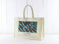 Photo of Large Cornish Pilchards Jute Bag