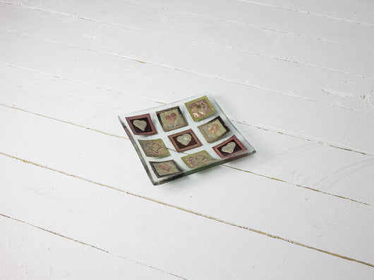 Photo of Morwenna Heart Small Square Dish