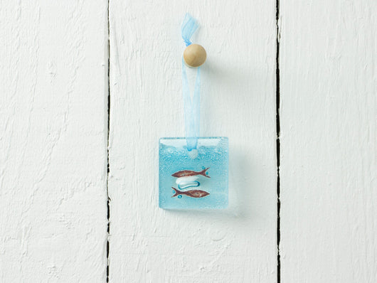 CORNISH PILCHARD MINI HANGING