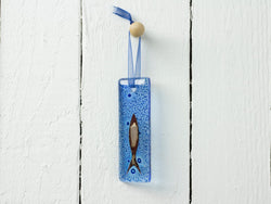 AZUL FISH MINI LONG HANGING