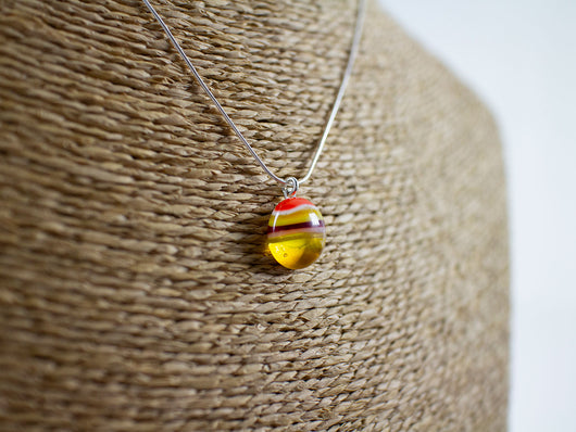 Artisan Small Pendant Necklace - ART1033