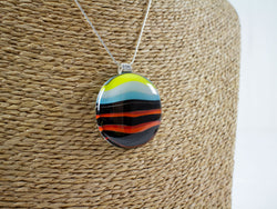 ARTISAN LARGE PENDANT NECKLACE - ART1006