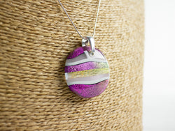 ARTISAN LARGE PENDANT NECKLACE - ART1011