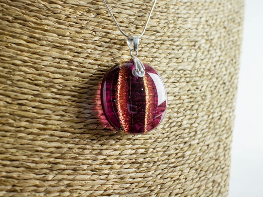 Artisan Medium Pendant Necklace - ART1306