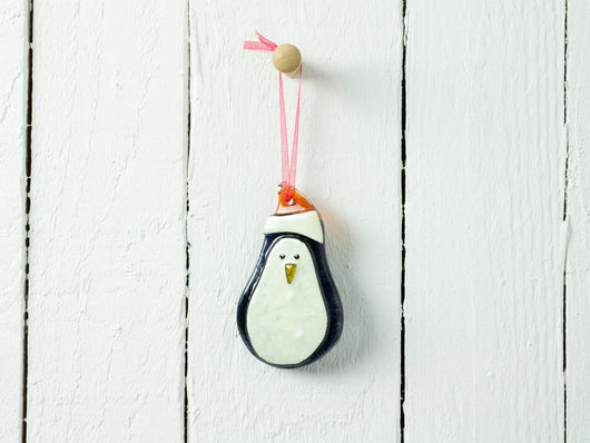 Christmas Hanging - Penguin