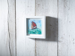 Photo of Medium Boat Art Frame