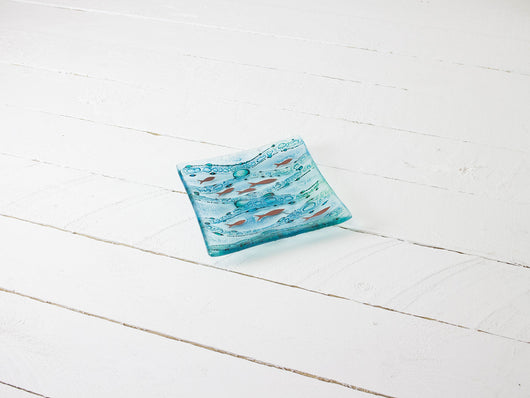 Photo of Porthcurno Small Square Dish