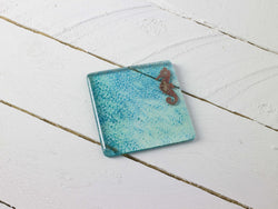 Photo of Samphire Seahorse Coaster