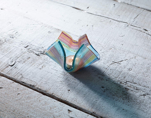 Small Sunset Pink Vase