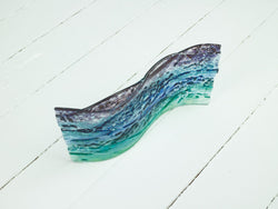 SEASCAPE DUSK SMALL WAVE STAND