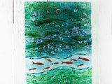 Artisan Fish Small Wall Panel 1