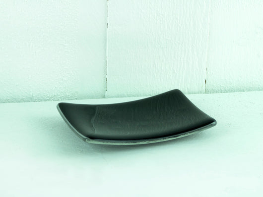 SOAP DISH - DARK CHOCOLATE