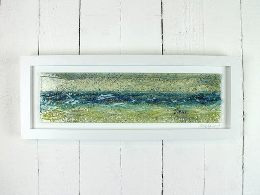 HORIZON ARTISAN COASTAL ART FRAME