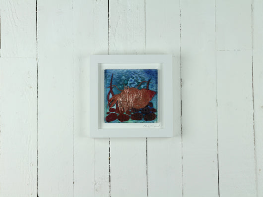 HERMIT CRAB MEDIUM ART FRAME