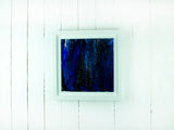 ARTISAN BLUE ICE LARGE ART FRAME
