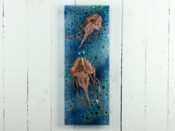 Artisan Jellyfish Intricate Wall Panel
