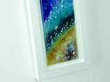 Artisan Sandy Beach Art Frame