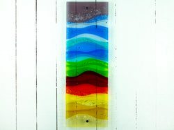 Artisan Rainbow Wall Panel