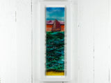 RECTANGULAR ARTISAN SAILING BOAT ART FRAME